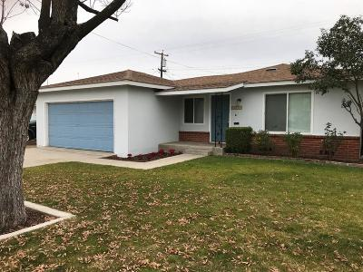 Selma CA Single Family Home For Sale: $254,900