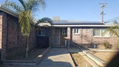 Clovis Single Family Home For Sale: 547 W San Jose Avenue