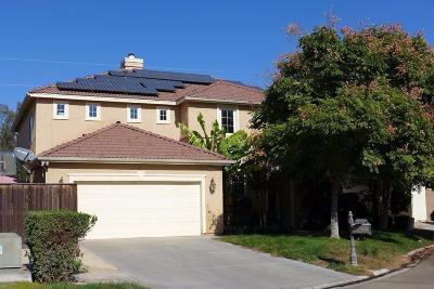 Clovis Single Family Home For Sale: 11070 E Greenbury Way