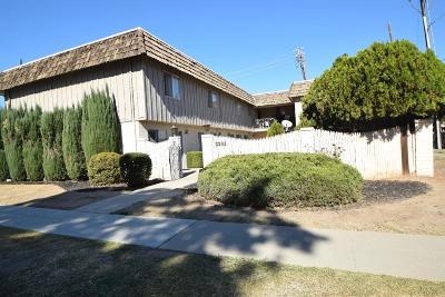 Clovis, Fresno, Sanger Multi Family Home For Sale: 3395 E Sierra Madre Avenue