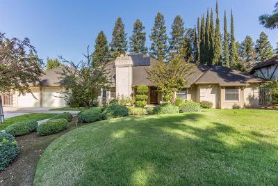 Fresno Single Family Home For Sale: 2792 W Bedford Avenue