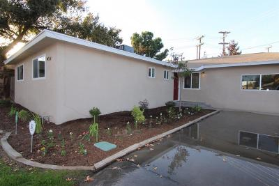 Fresno CA Single Family Home Sold: $229,900