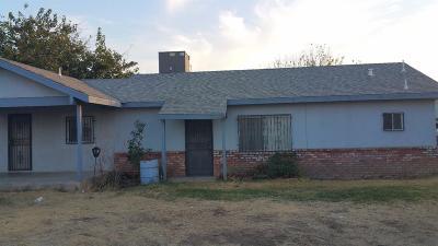 Fresno CA Single Family Home For Sale: $166,650