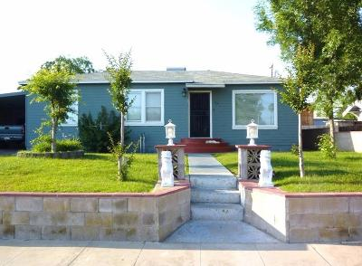 Selma CA Single Family Home For Sale: $165,000