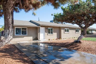Dinuba Single Family Home For Sale: 490 N Alice Street