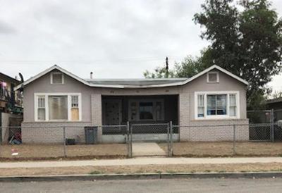Clovis, Fresno, Sanger Multi Family Home For Sale: 460 N Roosevelt Avenue