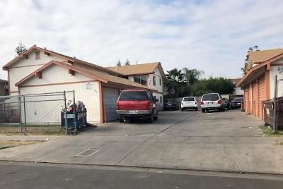 Clovis, Fresno, Sanger Multi Family Home For Sale: 846 S Adler Avenue