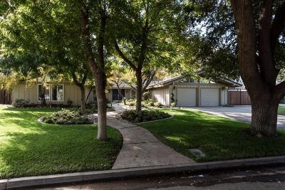 Fresno Single Family Home For Sale: 1675 W Dovewood Lane