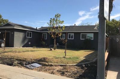 Clovis Single Family Home For Sale: 40 W Gettysburg Avenue