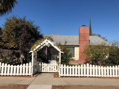 Clovis Single Family Home For Sale: 1219 3rd Street