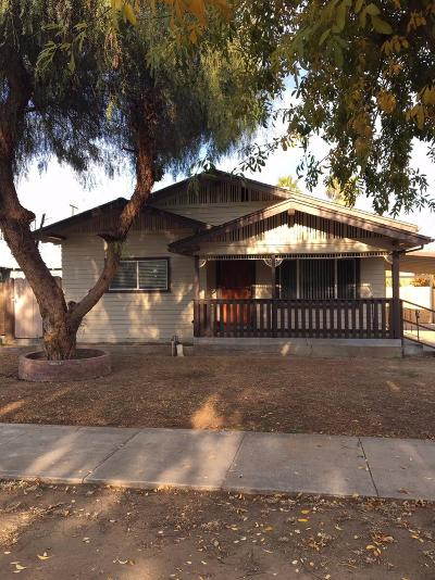 Reedley CA Single Family Home For Sale: $199,900