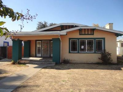 Fresno CA Single Family Home Sold: $135,000