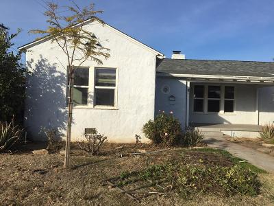 Single Family Home For Sale: 819 E Carmen Avenue