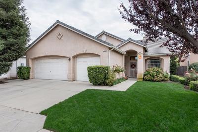 Fresno Single Family Home For Sale: 2837 E Emerald Avenue