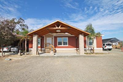 Coalinga CA Single Family Home For Sale: $192,300