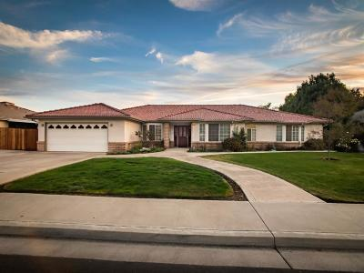Hanford Single Family Home For Sale: 189 Mansionette Drive