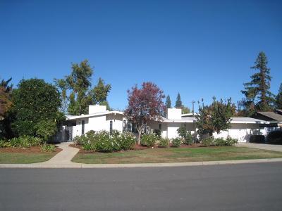 Fresno Single Family Home For Sale: 2512 W Locust Avenue