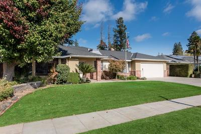 Fresno Single Family Home For Sale: 1622 E Houston Avenue