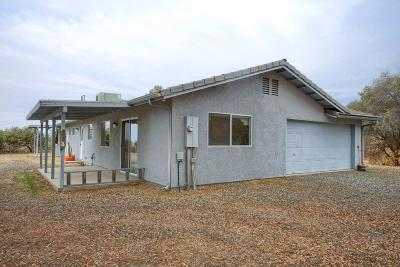 Madera County Single Family Home For Sale: 35222 Ocb Mine Road