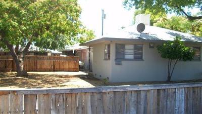 Clovis, Fresno, Sanger Multi Family Home For Sale: 3504 E Terrace Avenue
