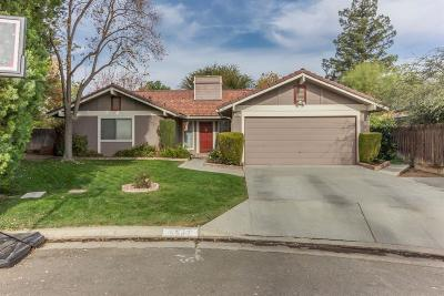 Fresno Single Family Home For Sale: 5442 W Wathen Avenue