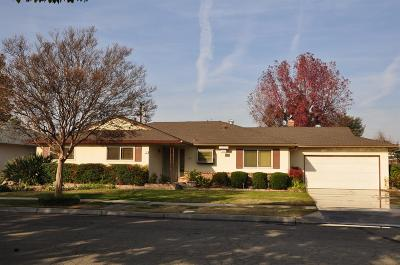 Fresno CA Single Family Home For Sale: $269,950