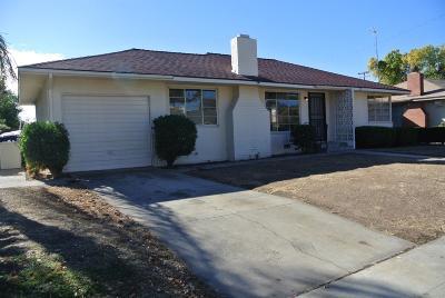 Fresno Single Family Home For Sale: 1715 W Yale Avenue