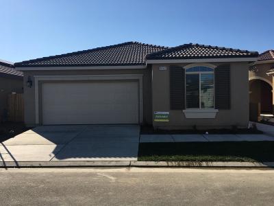 Clovis Single Family Home For Sale: 3442 Brimhall Lane #1064