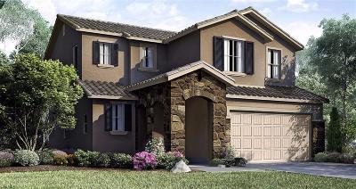 Clovis Single Family Home For Sale: 3466 Brimhall Lane #1067