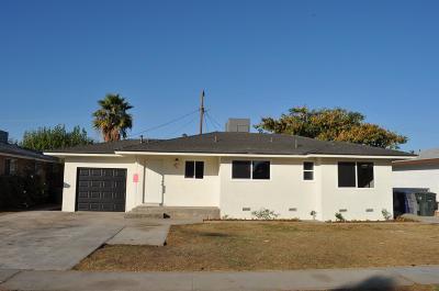 Fresno Single Family Home For Sale: 3927 N Woodson Avenue