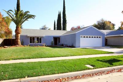 Fresno Single Family Home For Sale: 6540 N Winery Avenue