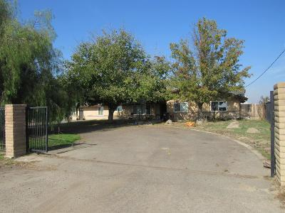 Madera Single Family Home For Sale: 29291 Avenue 8