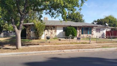 Fresno Single Family Home For Sale: 1007 E Belgravia Avenue