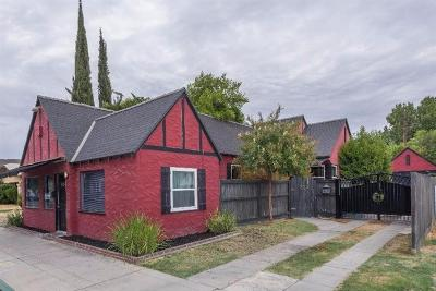 Single Family Home For Sale: 1524 N Van Ness Avenue