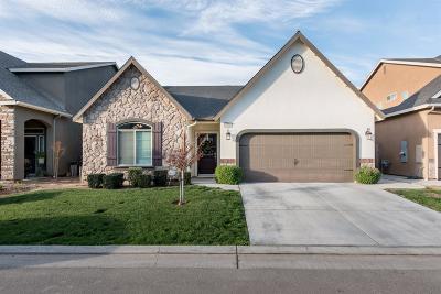 Fresno Single Family Home For Sale: 6846 W Alana Drive