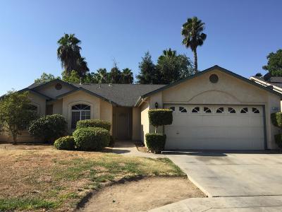 Fresno Single Family Home For Sale: 5299 W Robinson Avenue