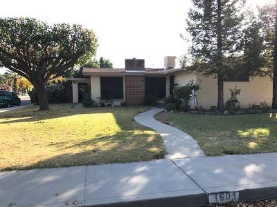 Sanger Single Family Home For Sale: 1601 Cherry Avenue