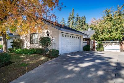 Fresno Single Family Home For Sale: 3644 W Beechwood Avenue