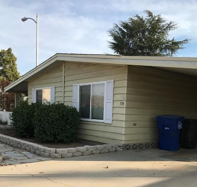 Reedley Mobile/Manufactured For Sale: 1300 W Olson Avenue #135