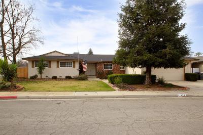 Clovis Single Family Home For Sale: 926 Renn Avenue