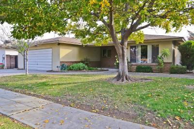 Fresno Single Family Home For Sale: 1827 W Andrews Avenue