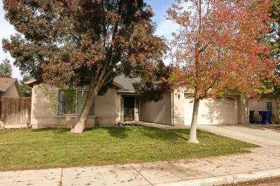 Fresno CA Single Family Home For Sale: $222,000