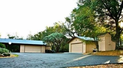 Oakhurst Single Family Home For Sale: 50135 Spook Lane