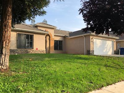 Fresno Single Family Home For Sale: 9098 N Winery Avenue