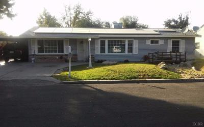 Hanford Single Family Home For Sale: 253 W Terrace Drive