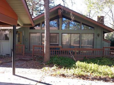 Oakhurst CA Single Family Home For Sale: $350,000