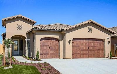 Fresno Single Family Home For Sale: 1836 E Bella Rosa Avenue