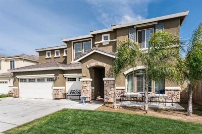 Fresno Single Family Home For Sale: 3424 N Redda Road