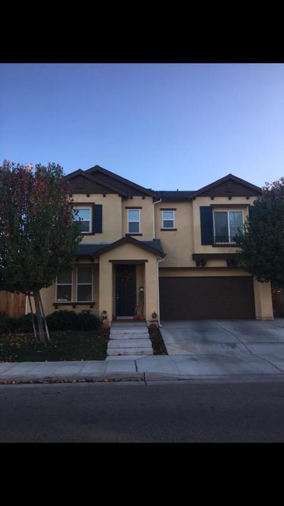 Fresno Single Family Home For Sale: 7487 E Ramona Way