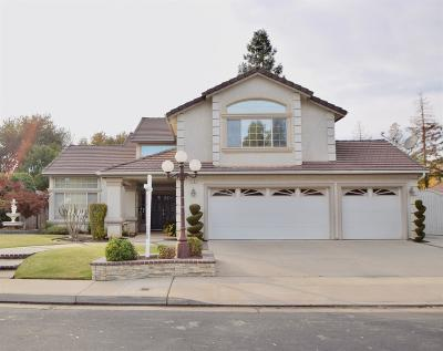 Clovis Single Family Home For Sale: 1592 McKelvy Avenue